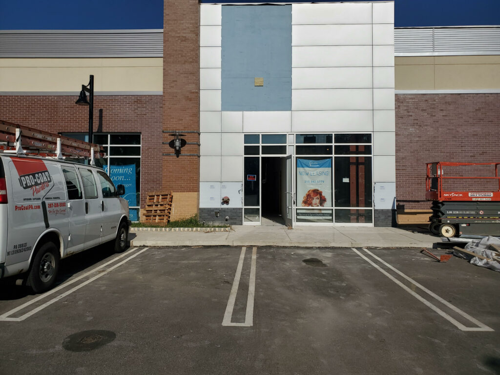 commercial painting doylestown
